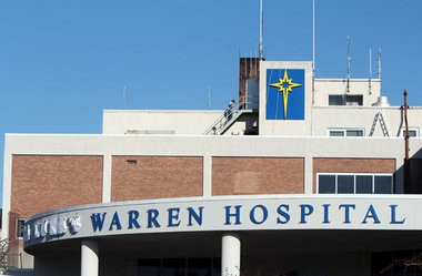 St. Luke's University Health Network seeks New Jersey's permission to close its behavioral health unit at St. Luke's Hospital in Phillipsburg, formerly Warren Hospital.