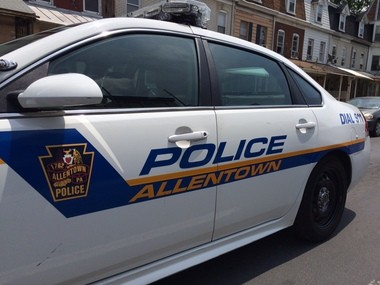 Allentown police say a driver and his passenger attacked a cyclist and the victim's fiancee after a near collision. (Sarah Cassi | For lehighvalleylive.com)