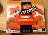 Tyson Any'tizers Wings: Hot 'N' Spicy