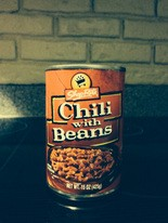ShopRite Chili with Beans