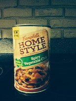 Campbell's Homestyle Spicy Vegetable Chili