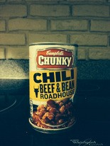 Campbell's Chunky Roadhouse Beef & Bean Chili
