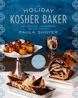 """""""The Holiday Kosher Baker: Traditional & Contemporary Holiday Desserts"""" (Sterling Publishing, $35)."""
