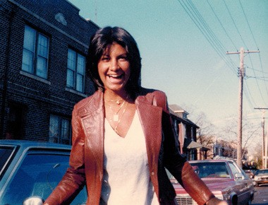 Nancy L. Argentino in a family photo. (Courtesy photo   For lehighvalleylive.com.