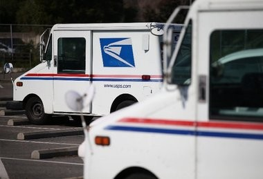Pennsylvania State Police say two United States Postal Service employees fought at a Lehigh County facility. (Getty Images)