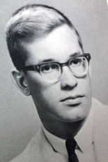 Terry Lee as a Wilson student. (Les Memories photo)