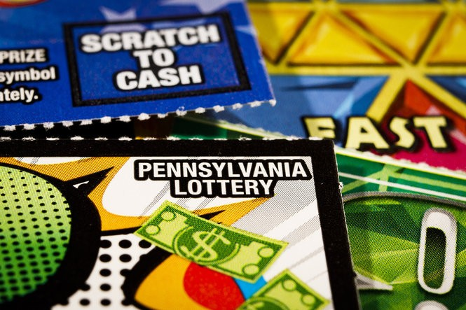 These are tickets for the Pennsylvania Lottery, which says it will begin offering online games in May 2018. (Advance Local file photo | For lehighvalleylive.com)