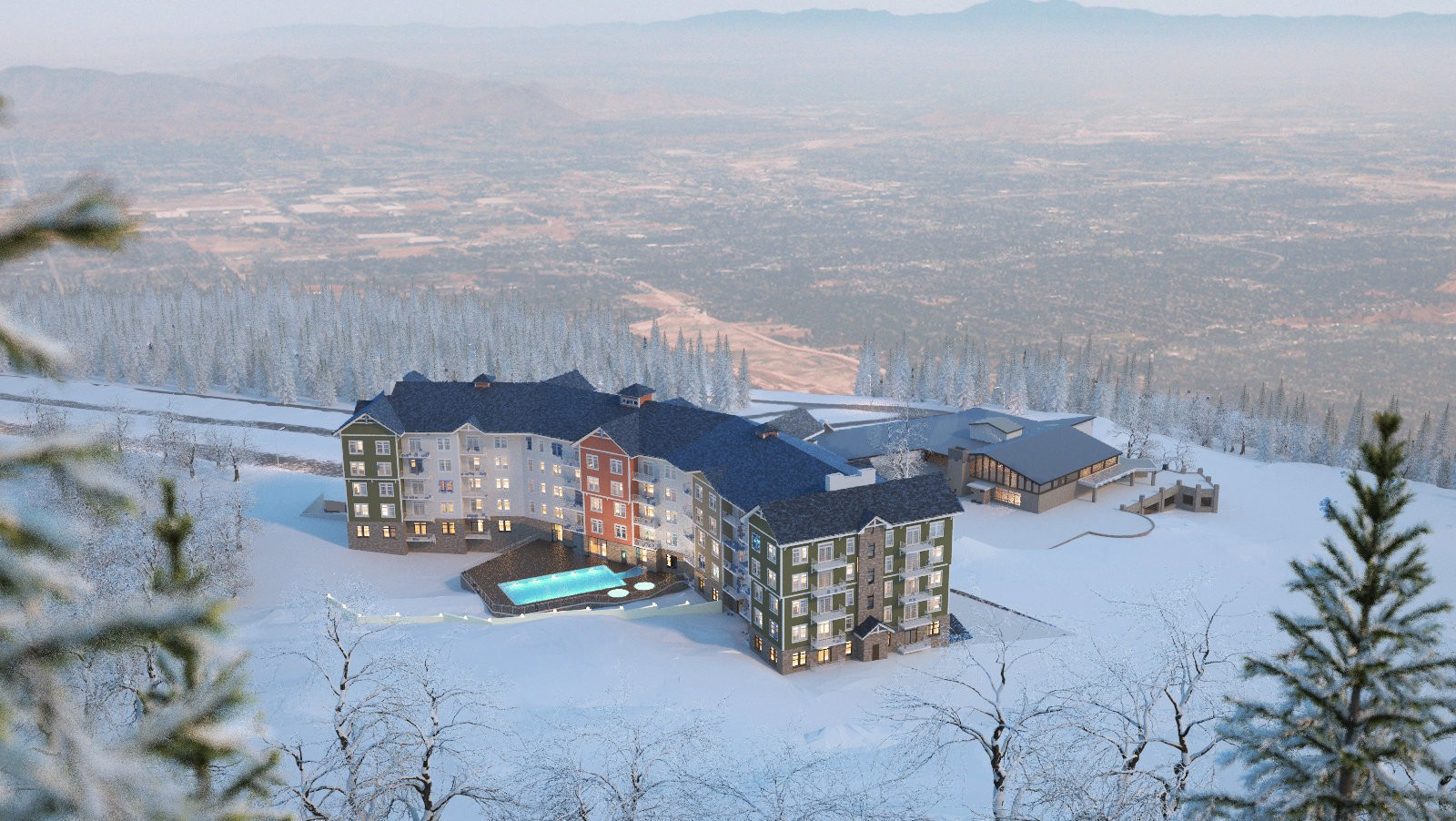 Vote Set On Ski In Ski Out Lodge Planned For Blue Mountain Lehighvalleylive Com