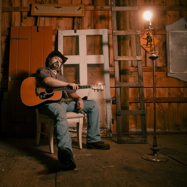 Acoustic Kitty Project, featuring singer-songwriter Carter Lansing, pictured, is nominated for Outstanding Americana Band/Soloist.