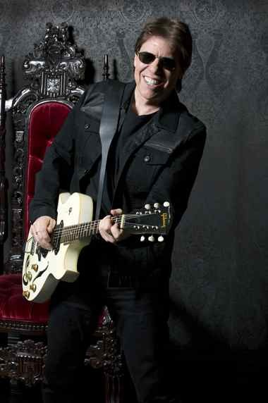 Blues guitarist George Thorogood, pictured, and the Destroyers on March 17 will bring their Badder Than Ever Tour to Miller Symphony Hall in Allentown.