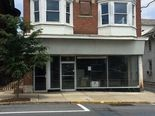 The site of the the former Koehlers Pharmacy, 35 Belvidere St. is expected to become a brew pub by early 2018. (Pamela Sroka-Holzmann | For lehighvalleylive.com)