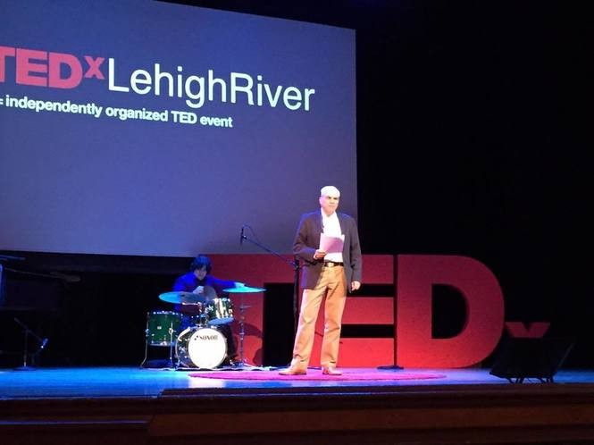 This year's TEDxLehighRiver speakers are a diverse group. The final speaker lineup will be announced in the coming weeks.