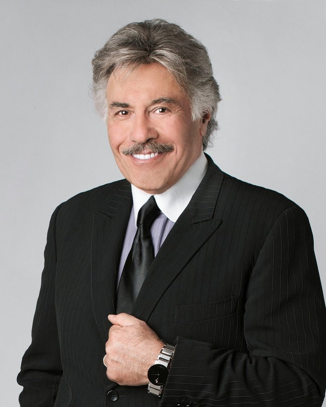 Award-winning entertainer Tony Orlando will serve as emcee for the 50th Anniversary Gala.