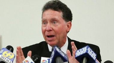 Northampton County District Attorney John Morganelli speaks at a past news conference.