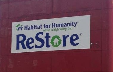 Habitat for Humanity of the Lehigh Valley's ReStore and Northampton County are partnering to create a paint recycling program. (Sara K. Satullo | lehighvalleylive.com file photo)