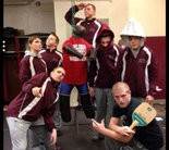 A photo that appears to show seven Phillipsburg High School boys with a wrestling dummy hanging by its neck is under investigation.