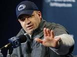 Former Penn State coach Bill O'Brien
