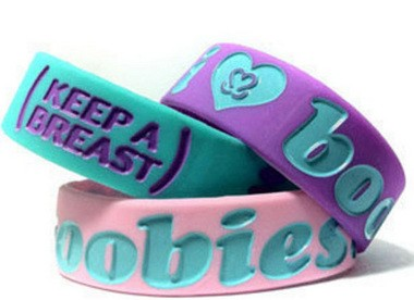 "The Easton Area School District plans to further appeal a ruling on the ban of ""I Heart Boobies"" bracelets."