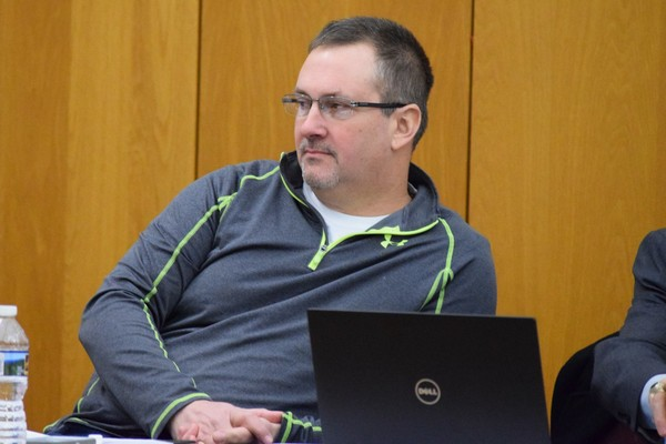 Stephen Bussenger resigned on Feb. 19, 2019, from his position as Bangor Area School Board Vice-President stating he had moved out of the district.