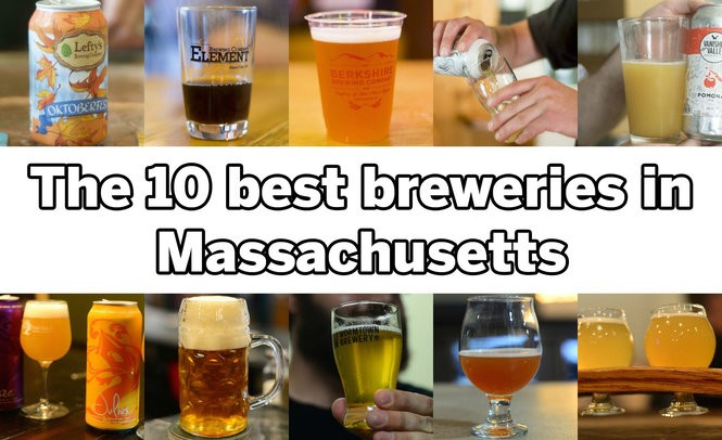 Best of Mass Breweries 10 top rankings: Here's who makes the best