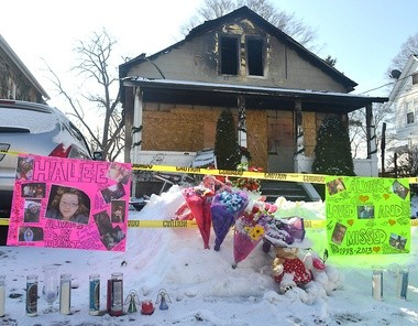 Holyoke teenager Halee Hilton, who died in house fire