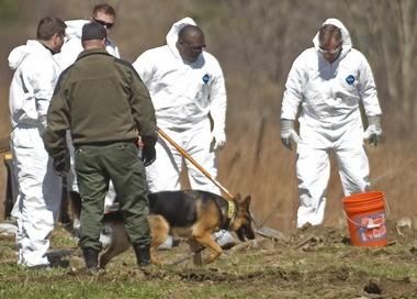 Trying to unlock secrets of dead serial killer Israel Keyes