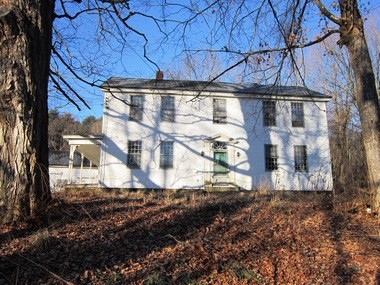 The Frohloff Farm, a 3,000-square-foot farmhouse built around 1810, was recently purchased by the East Quabbin Land Trust, which plans to lease the house and surrounding property to a group interested in restoring the site as a working farm.