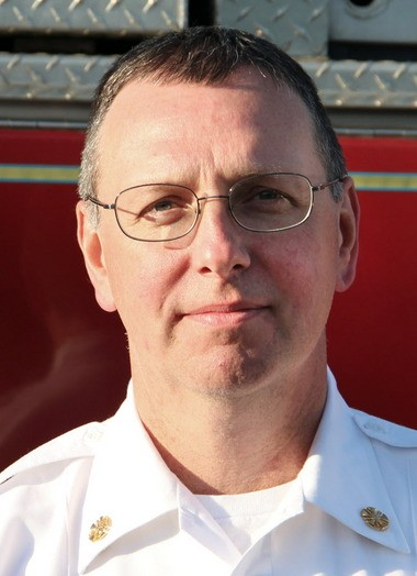 Holyoke Fire Chief John A. Pond