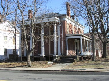 DevelopSpringfield has bought the historic house at 83 Maple St.