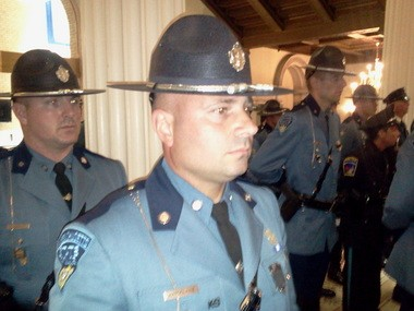 Trooper Michael D. Chapdelaine