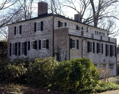 Road Forks, the home at 11 Ward Ave., Northampton, where Grace Coolidge lived at the time of her death in 1957.