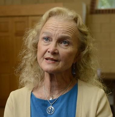 Kathryn Buckley-Brawner, director of Catholic Charities Agency