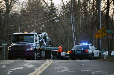 Springfield man killed in Parker Street crash - masslive com