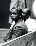 Mark Schand at his 1987 murder trial