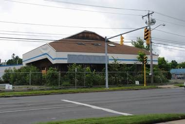 Don Lia's former Honda dealership at 171 King St.
