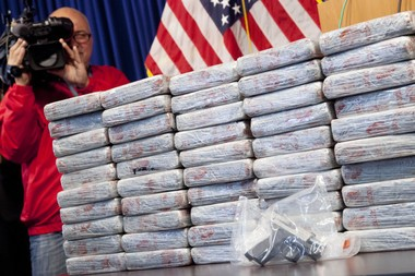 Record-breaking drug bust in NYC shuts down major heroin