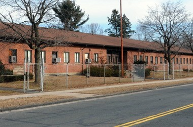 The building at 50 East Street in Springfield, formerly the Arthur MacArthur Army Reserve Center, will be renovated for the Springfield Police Department.