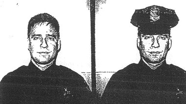 Springfield detective Gregg A. Bigda is shown in a document included in filings for a pending case in U.S. District Court in Springfield. The photo appeared in an Internal Affairs Unit report on a civilian complaint against the Springfield Police Department. Both the lawsuit and complaint are unrelated to the Palmer incident.