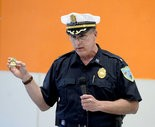 FILE PHOTO: Springfield Police Deputy Chief Mark Anthony ( MARK M.MURRAY / THE REPUBLICAN)