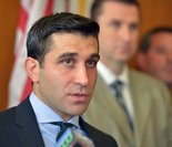 FILE PHOTO: Hampden County District Attorney Anthony Gulluni. (Don Treeger / The Republican)