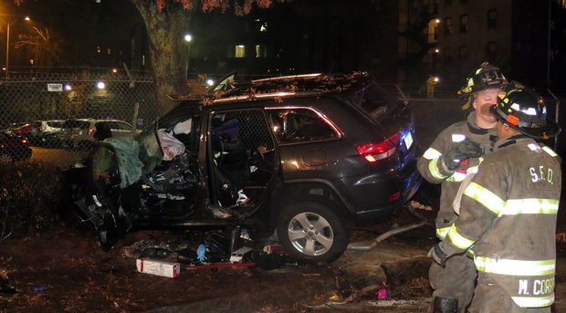 What we know about the fatal Springfield crash - masslive com