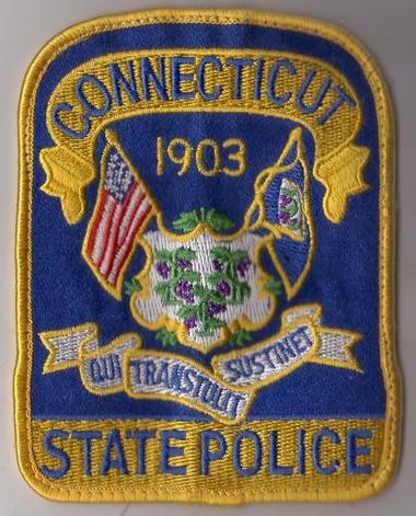 Suspect shot by Suffield police dies
