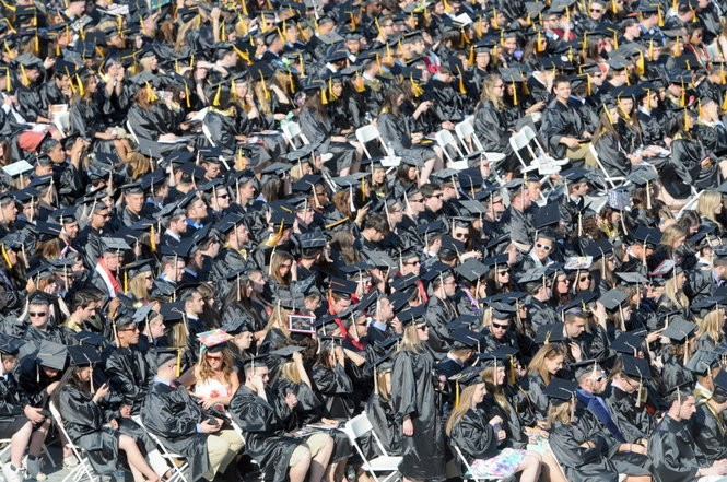 UMass Amherst commencement 2017: Traffic, weather and more