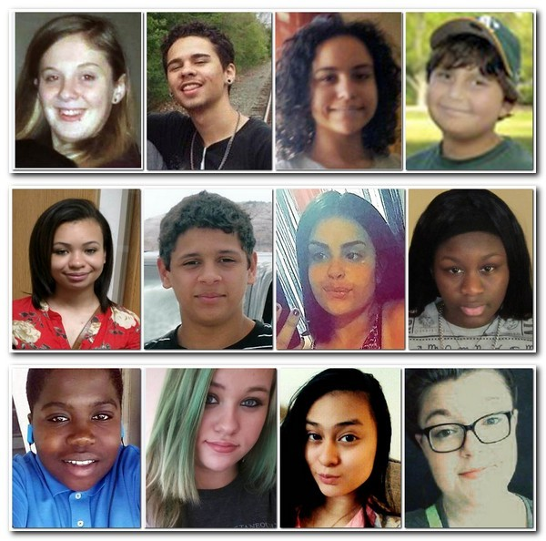 Faces of the missing: National Center for Missing and