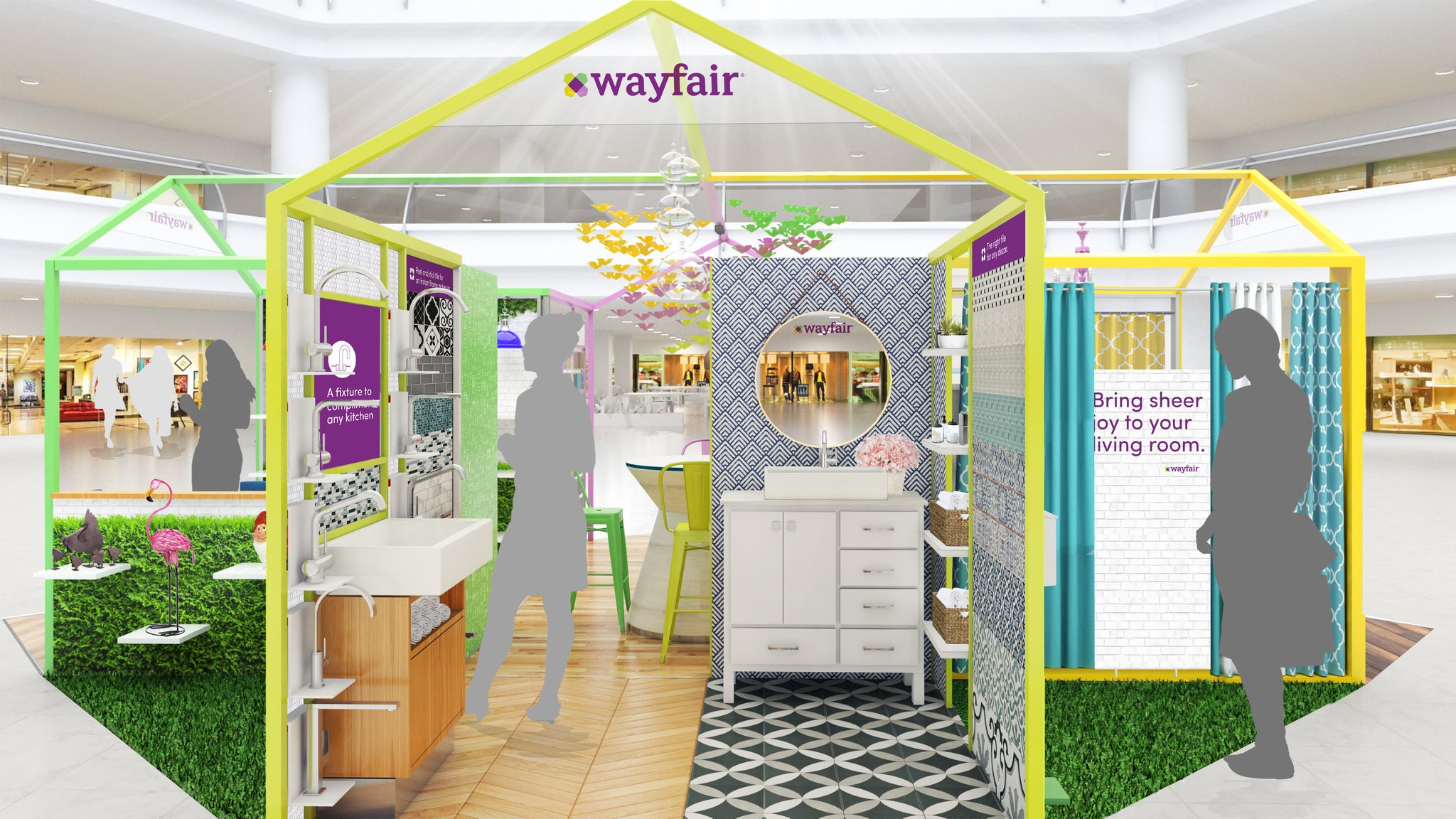 Wayfair Opening Holiday Pop Up Store In The Natick Mall Masslive Com