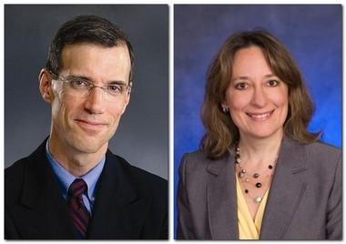 Sen. Will Brownsberger, D-Belmont, Rep. Lori Ehrlich, D-Marblehead