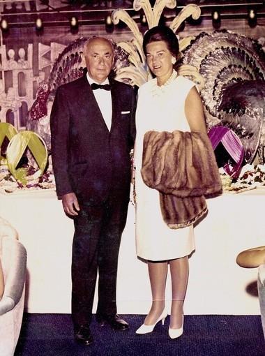Norman and Frances Cohen