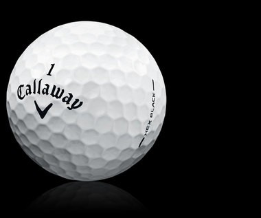 This Callaway Hex Black Tour golf bar is made in Chicopee and will continue to be made there under a five-year lease deal with the building's new owners.
