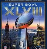 The Super Bowl XLVIII program cover
