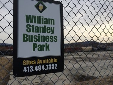 The William Stanley Businesses Park in Pittsfield, formerly the site of a sprawling General Electric plant, is one possible place where new Red and Orange Line cars for the MBTA could be assembled. Economic development officials in the Berkshires have pledged $2 million to spur the project there. Springfield is also in competition for the plant.